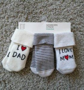 Носки детские h&m