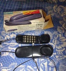Телефон Гудвин проводной