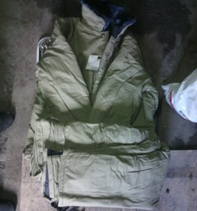 Зимний костюм (2пары)спецовка