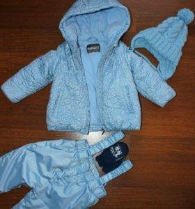 Куртка и брюки Gulliver