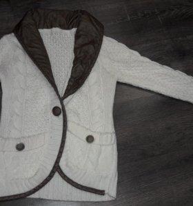 Джемпер-пиджак