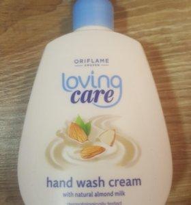 Крем мыло для рук