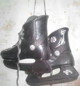 Коньки хокей