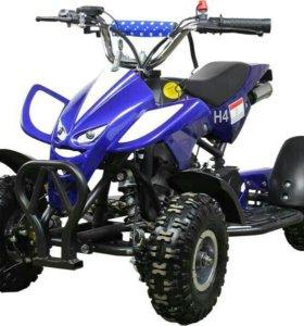 Новый детский квадроцикл ATV H4