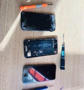 Ремонт мобильных телефонов, ноутбуков