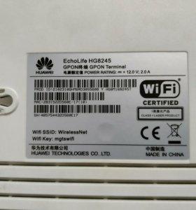 Оптический терминал Huawei