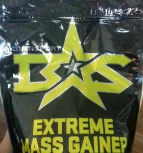 BS EXTREME MASS GAINER