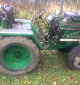Трактор (самодельный)
