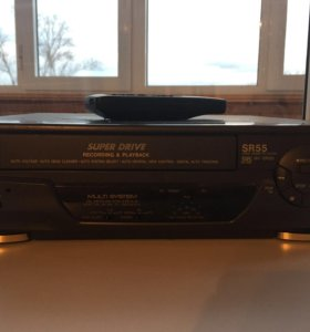 кассетный видео плеер panasonic