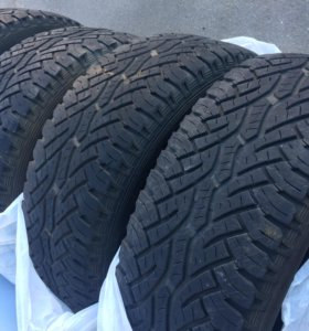 Шины Continental Cross Contact AT 255/60 R18 Б/У