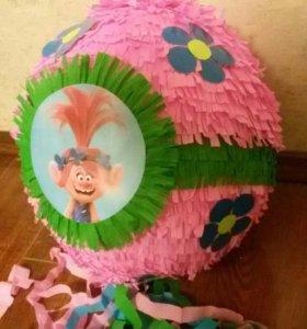 Пиньята на День Рождения #подарок #пиньята