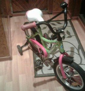 2000₽ Детский велосипед