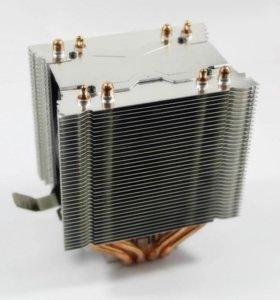 4 HEATPIPE радиатор