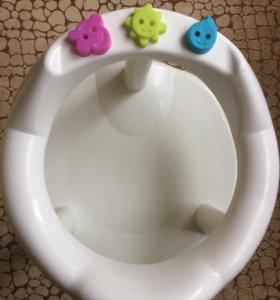 Стульчик для ванны(новый)