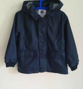 Детская непромокаемая куртка