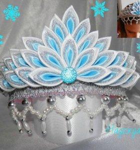 короны к новому году!