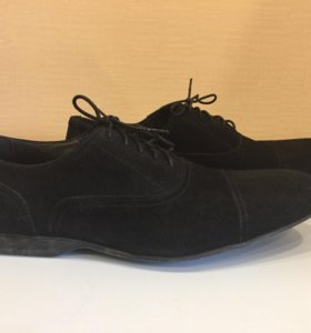 Замшевые ботинки Pellet