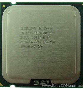 Intel Pentium Dual-Core E6600