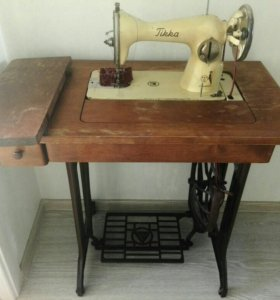Швейная машина Tikkakoski(Финляндия)