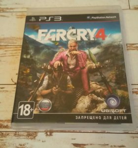 Игра для PlayStation 3 Far Cry 4