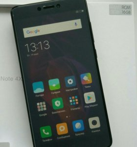 Новый Xiaomi Note 4x 3/16