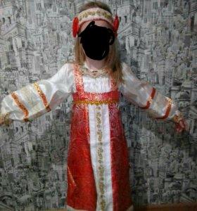 Карнавальный костюм,ручная работа