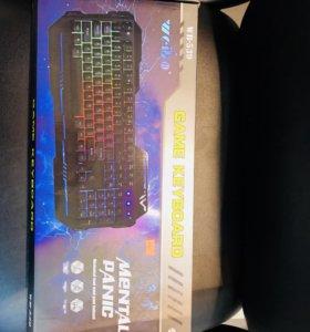 Клавиатура Игровая qumo