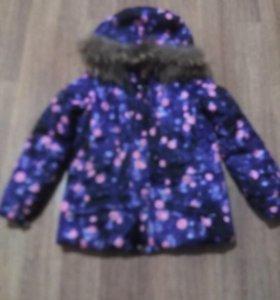 Куртка на девочку 9