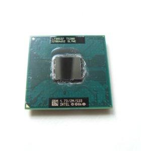 Процессор для ноута Intel Core 2 Duo Mobile T5300