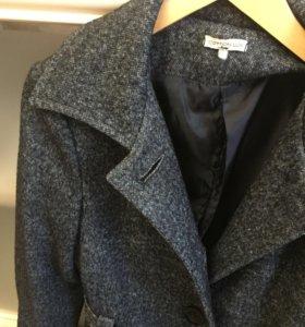 Пальто драповое 44-46 размер