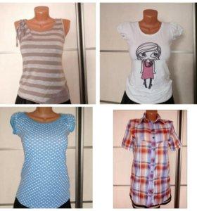 Рубашки, футболки, майки