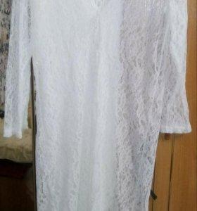 будуарное платье (прокат)