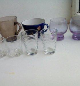 Чашки и рюмки