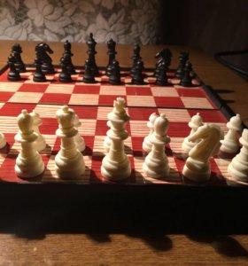 Шахматы на магнитах, новые