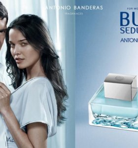 Женская тв Antonio Banderas Blue Seduction