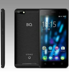 Телефон BQ strike power 4G