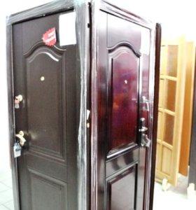 Дверь «Стройгост 5-1» Золотистый Дуб