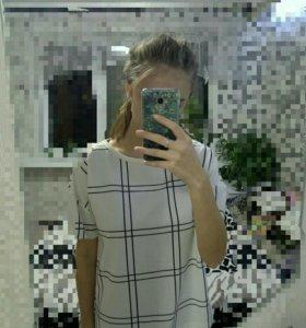Новая блузка, не подошла по размеру