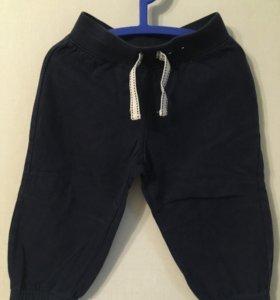 Тёплые штаны на 2-3 года