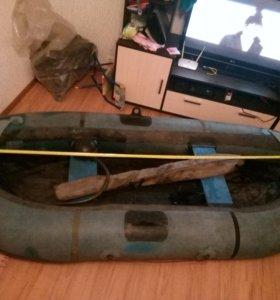 Лодка Уфимка-21