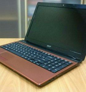 """15.6"""" Acer 5750G Игровой Intel Core i3"""
