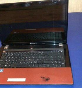 """Ноутбук Packard Bell 17"""""""