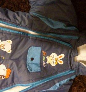 Курточка для ребенка