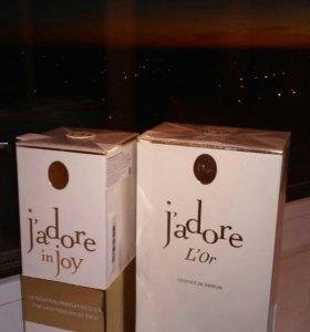 """""""J'adore"""" Dior"""