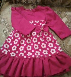 платья детское