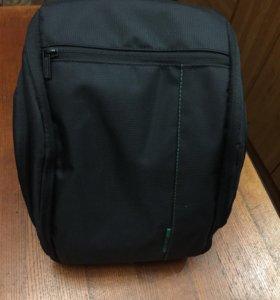 Рюкзак для фотоаппарата Riva 7470 Black