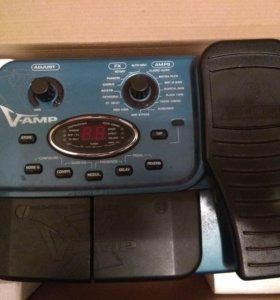 Гитарный процессор эффектов BEHRINGER X V-AMP