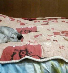 Одеяло-плед