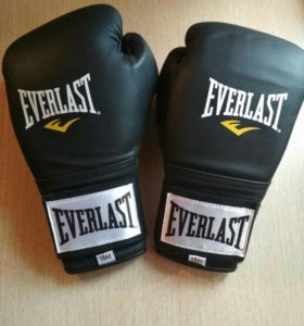 Перчатки боксерские Everlast 16oz.