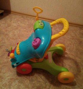 Каталка-ходунки- машинка